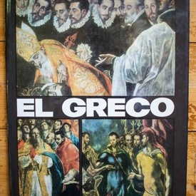 Album - El Greco (editie hardcover)