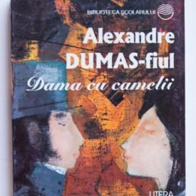 Alexandre Dumas-fiul - Dama cu camelii