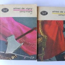 Alfred de Vigny - Cinq-Mars (2 vol.)