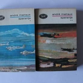 Andre Malraux - Speranta (2 vol.)