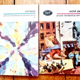 Antologie - Proza fantastica americana (Himera. Ochii panterei) (2 vol.)