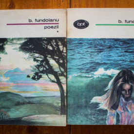B. Fundoianu - Poezii (2 vol.)