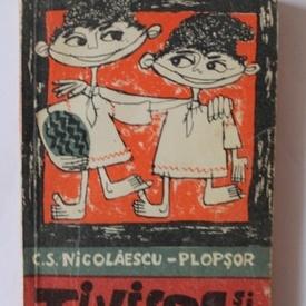 C. S. Nicolaescu-Plopsor - Tivisoc si Tivismoc