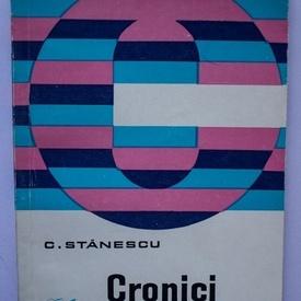 C. Stanescu - Cronici literare