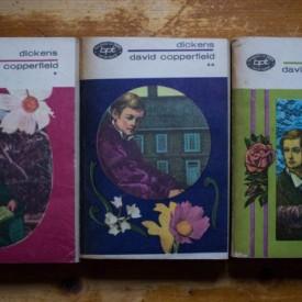 Charles Dickens - David Copperfield (3 vol.)