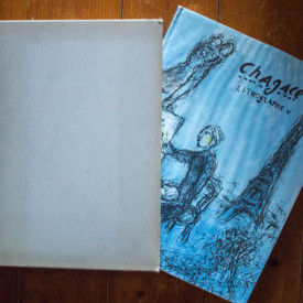 Charles Sorlier - Chagall Lithographe V. 1974-1979 (editie hardcover, in limba franceza, in etui special)