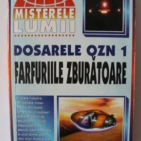 Colectia Misterele luminii - Dosarele OZN 1 - Farfuriile zburatoare