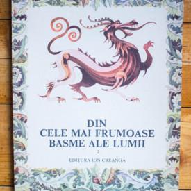 Colectiv autori - Din cele mai frumoase basme ale lumii (vol. II)
