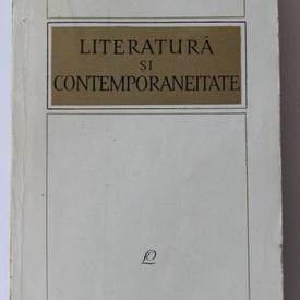 Colectiv autori - Literatura si contemporaneitate