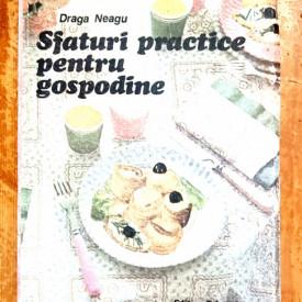 Draga Neagu - Sfaturi practice pentru gospodine (editie hardcover)