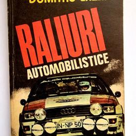 Dumitru Lazar - Raliuri automobilistice