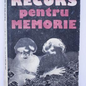 Elena Gronov-Marinescu - Recurs pentru memorie