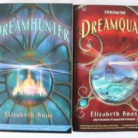 Elizabeth Knox - Dreamhunter. Dreamquake (2 vol.)