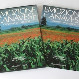 Enrico Formica, Franco G. Ferrero - Emozione canavese / Canavese, an emotion (album bilingv, englez-italian, editie hardcover in cutie speciala)