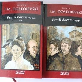F.M. Dostoiesvki - Fratii Karamazov (2 vol., editie hardcover)