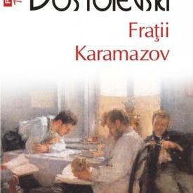 F.M. Dostoievski - Fratii Karamazov