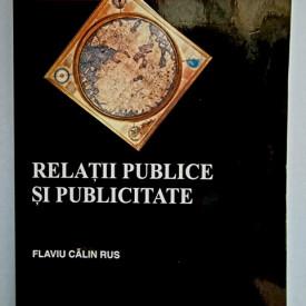 Flaviu Calin Rus - Relatii publice si publicitate