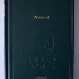 Franz Kafka - Procesul (editie hardcover)