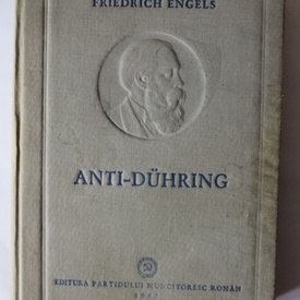 Friedrich Engels - Anti-Duhring (editie hardcover)