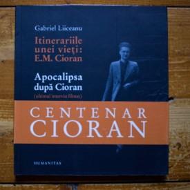 Gabriel Liiceanu - Itinerariile unei vieti: E.M. Cioran / Apocalipsa dupa Cioran (ultimul interviu filmat)