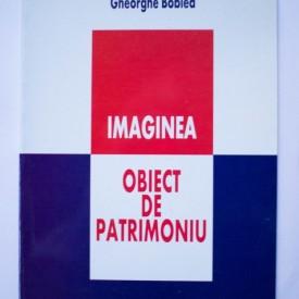 Gheorghe Boblea - Imaginea. Obiect de patrimoniu