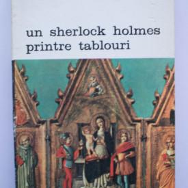 Guy Isnard - Un Sherlock Holmes printre tablouri
