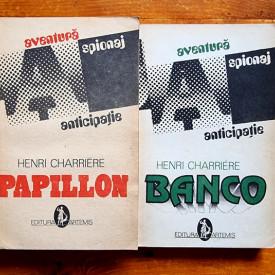 Henri Charriere - Papillon. Banco (2 vol.)