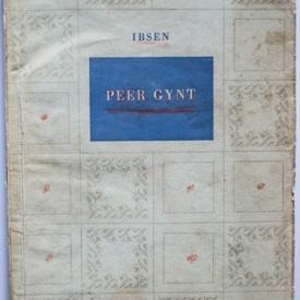 Henrik Ibsen - Peer Gynt (editie in limba maghiara)