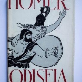 Homer - Odiseia (editie hardcover, traducere in proza de E. Lovinescu)