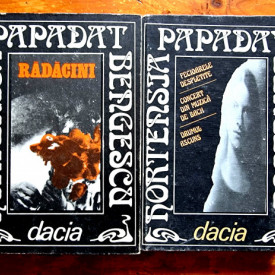 Hortensia Papadat-Bengescu - Radacini. Fecioarele despletite. Concert din muzica de Bach. Drumul ascuns (2 vol., editie hardcover)