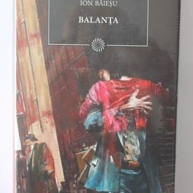 Ion Baiesu - Balanta (editie hardcover)