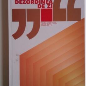 Ion Pop - Dezordinea de zi