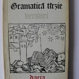 Ion Pop - Gramatica tarzie (cu autograf)