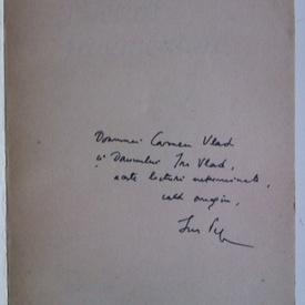 Ion Pop - Lecturi fragmentare (cu autograf)
