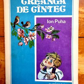 Ion Puha - Creanga de cantec