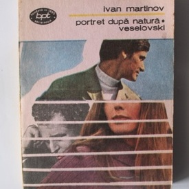 Ivan Martinov - Portret dupa natura. Vaselovski