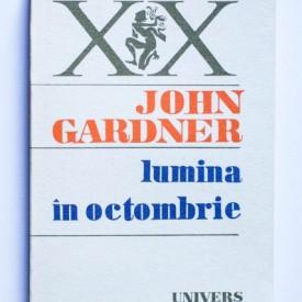 John Gardner - Lumina in octombrie