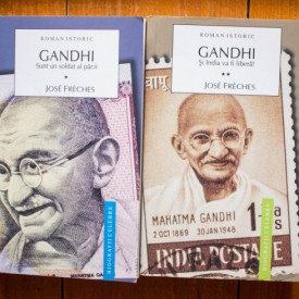 Jose Freches - Gandhi (Sunt un soldat al pacii. Si India va fi libera!) (2 vol.)