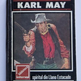 Karl May - Spiritul din Llano Estacado