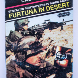 Laurence Gough - Furtuna in desert