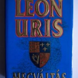 Leon Uris - Megvaltas (editie hardcover)