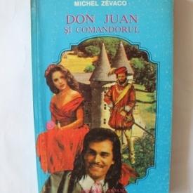 Michel Zevaco - Don Juan si comandorul