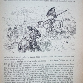 Miguel de Cervantes - Iscusitul Hidalgo Don Quijote de la Mancha (editie hardcover)
