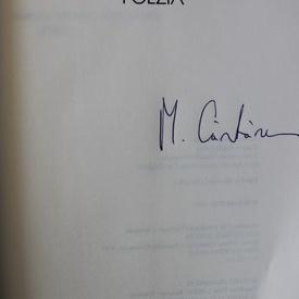 Mircea Cartarescu - Poezia (editie hardcover, cu autograf/signed edition)