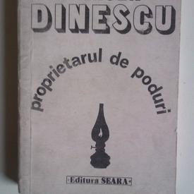 Mircea Dinescu - Proprietarul de poduri