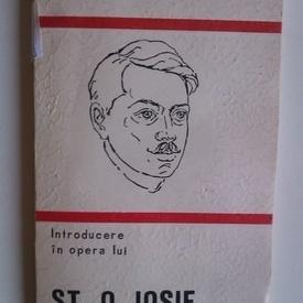 Mircea Vaida - Introducere in opera lui St. O. Iosif