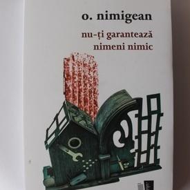 O. Nimigean - Nu-ti garanteaza nimeni nimic