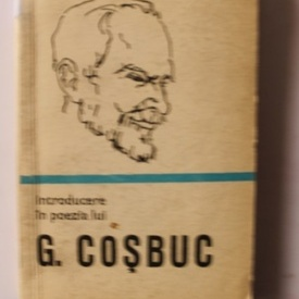 Octav Sulutiu - Introducere in opera lui G. Cosbuc
