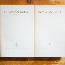 Octavian Goga - Opere I-II (Poezii) (2 vol., editie hardcover)