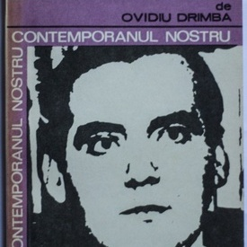 Ovidiu Drimba - Federico Garcia Lorca. Rapsodul